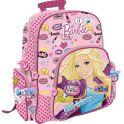 Рюкзак эргономичный с EVA-спинкой, размер: 38x29x15 см  Barbie