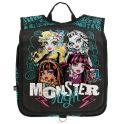 """Рюкзак """"Monster High"""", цвет: черный, бирюзовый. MHBA-UT1-382"""