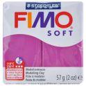 """Полимерная глина Fimo """"Soft"""", цвет: фиолетовый, 57 г"""