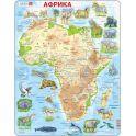 Larsen Пазл Животные Африки