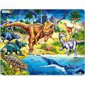Larsen Пазл Динозавры NB3