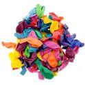 Action! Шары воздушные разноцветные 30 см 100 шт
