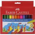 Faber-Castell Фломастеры Jumbo 24 цвета