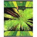 Hatber Тетрадь Полосатый мир 96 листов в линейку цвет зеленый