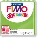 """Глина для рукоделия """"Fimo Kids"""", цвет: светло-зеленый, 42 г"""