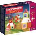 Magformers Магнитный конструктор Build Up Set