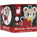 Janod Пазл для малышей Лесные друзья Мишка