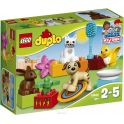 LEGO DUPLO Конструктор Домашние животные 10838