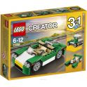 LEGO Creator Конструктор Зеленый кабриолет 31056
