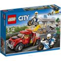LEGO City Конструктор Побег на буксировщике 60137