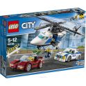 LEGO City Конструктор Стремительная погоня 60138