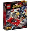 """Конструктор LEGO Super Heroes Marvel """"Железный человек Стальной Детройт наносит удар"""" 76077"""