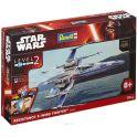 Revell Сборная модель Звездные войны Истребитель X-Wing Сопротивления