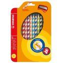 """Набор цветных карандашей """"Stabilo Easycolors"""" для правшей, 12 цветов"""