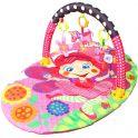 Ути-Пути Развивающий коврик Цветочная принцесса