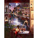 """Набор для рисования по номерам Цветной """"Носная Венеция"""", 40 х 50 см"""