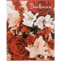 Calligrata Дневник школьный Цветы