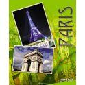 Апплика Дневник школьный для старших классов Париж