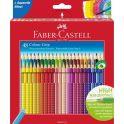 Faber-Castell Набор цветных карандашей Grip 2001 48 цветов
