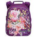 Grizzly Ранец школьный World Little Girls цвет фиолетовый