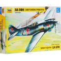 Звезда Сборная модель Советский истребитель Ла-5ФН