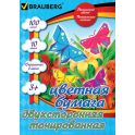 Brauberg Цветная бумага Kids series 10 цветов 100 листов