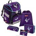 Hama Ранец школьный Pegasus Dream с наполнением 4 предмета