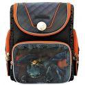 Action! Ранец школьный Dragons цвет черный оранжевый