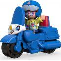 Little People Машинка Полицейский мотоцикл цвет голубой