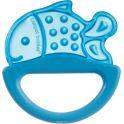 Canpol Babies Погремушка Рыбка с прорезывателем цвет голубой