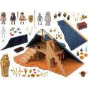 Playmobil Игровой набор Римляне и египтяне Пирамида Фараона