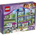 LEGO Friends Конструктор Клиника Хартлейк-Сити 41318