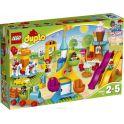 LEGO DUPLO My Town  Конструктор Большой парк аттракционов 10840