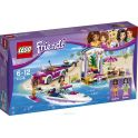 LEGO Friends Конструктор Скоростной катер Андреа 41316