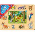 Step Puzzle Пазл для малышей В лесу