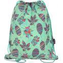 Seventeen Сумка для сменной обуви цвет светло-зеленый, фиолетовый SKEB-UT1-883