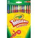 Crayola Набор восковых мелков 12 шт