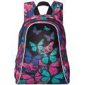 """Рюкзак молодежный женский """"Grizzly"""", цвет: мультиколор, 11 л. RD-756-4/3"""