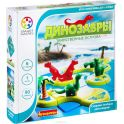 Bondibon Настольная игра Динозавры Таинственные Острова