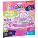Bondibon Набор для изготовления игрушки Новогодняя тиара принцессы