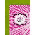 Канц-Эксмо Записная книжка Extra Art Время творчества в линейку 96 листов формат А5-