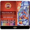 Koh-I-Noor Набор цветных карандашей Polycolor 24 шт