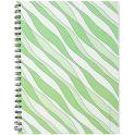 Канц-Эксмо Тетрадь Гармония цвета 96 листов в клетку цвет зеленый белый