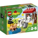 LEGO DUPLO Town Конструктор Ферма Домашние животные 10870