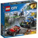 LEGO City Police Конструктор Погоня по грунтовой дороге 60172