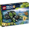 LEGO Nexo Knights Конструктор Боевая машина близнецов 72002