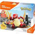 Mega Construx Pokemon Конструктор Эволюция Charmeleon