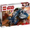 LEGO Star Wars Конструктор Боевой спидер генерала Гривуса 75199