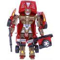 Taiko Кибербот Робот-транформер цвет красный R0131