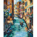 """Набор для рисования по номерам Мосфа """"Венецианский канал"""", 40 х 50 см"""